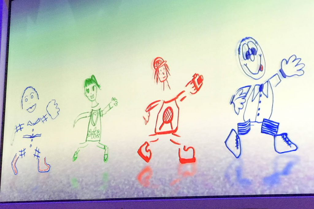 Animator's Palate Animation Magic Drawings On Screen