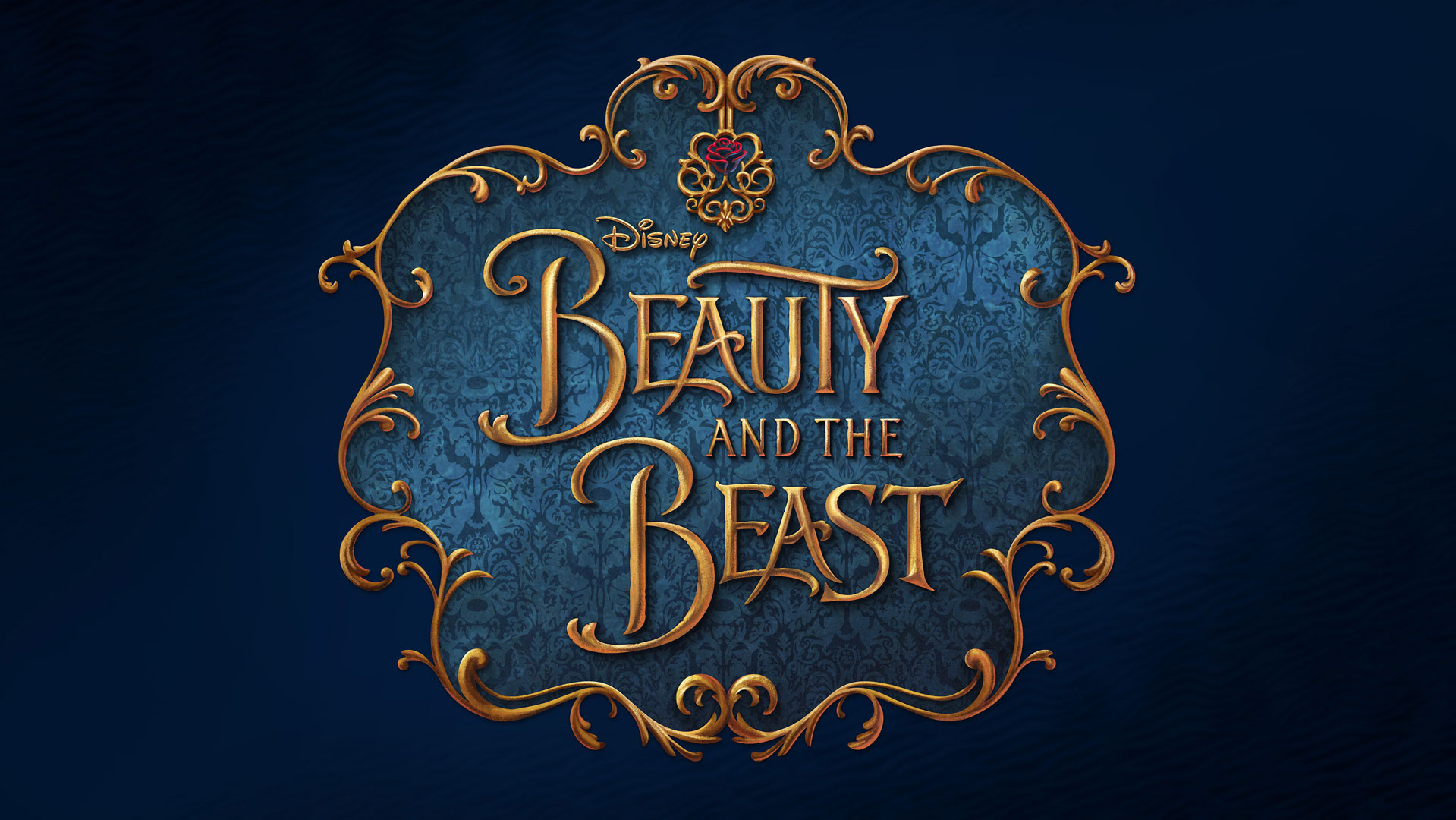 DCL Beauty And The Beast Logo