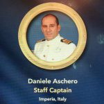 DCL Captain Daniele Aschero