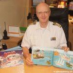 DCL Captain Hans Mateboer