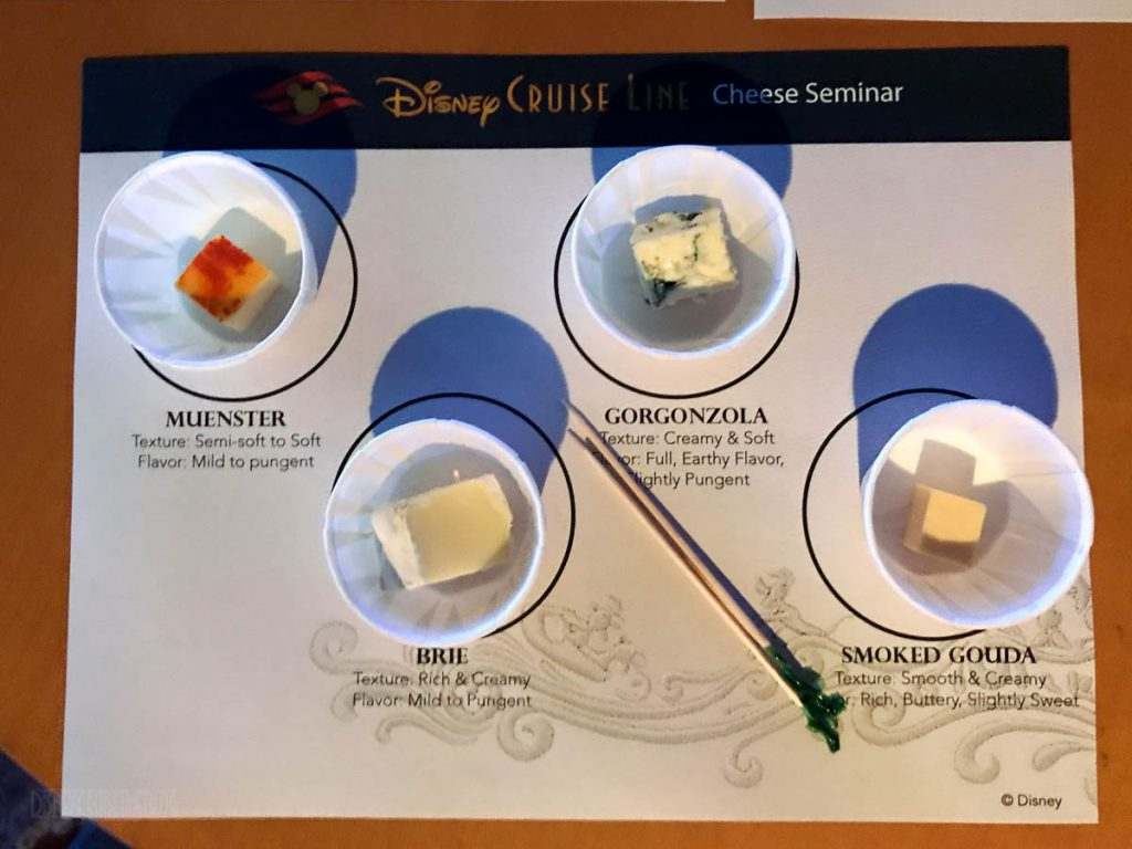 DCL Cheese Seminar