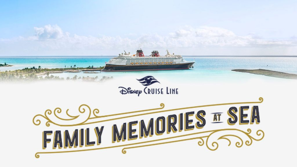 DCL Family Memories At Sea