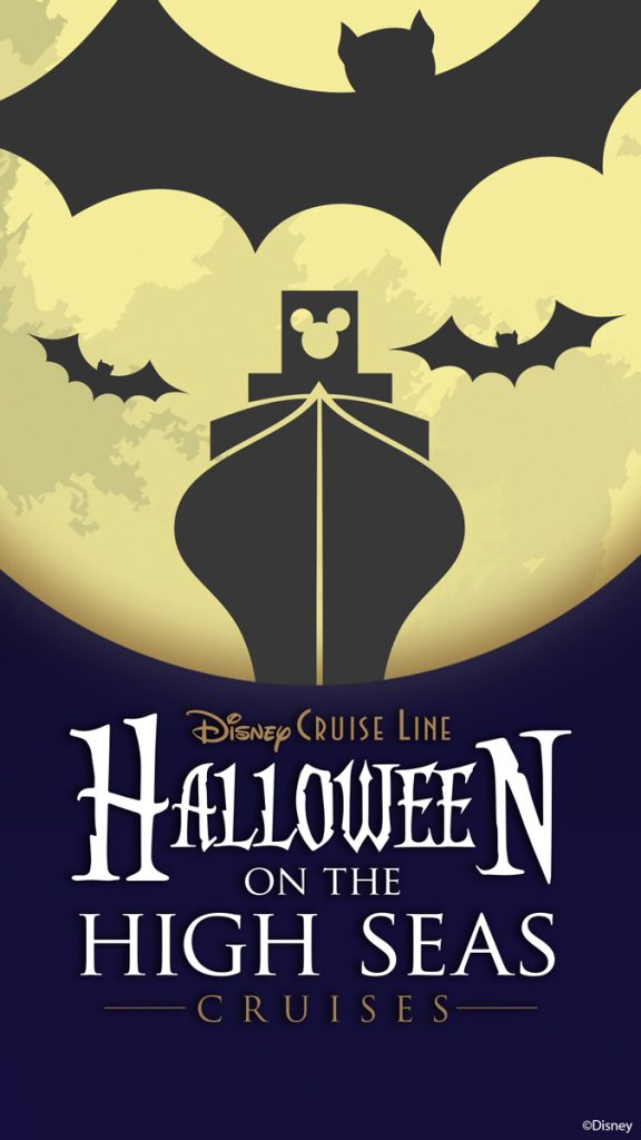 DPB Halloween On The High Seas Wallpaper Phone