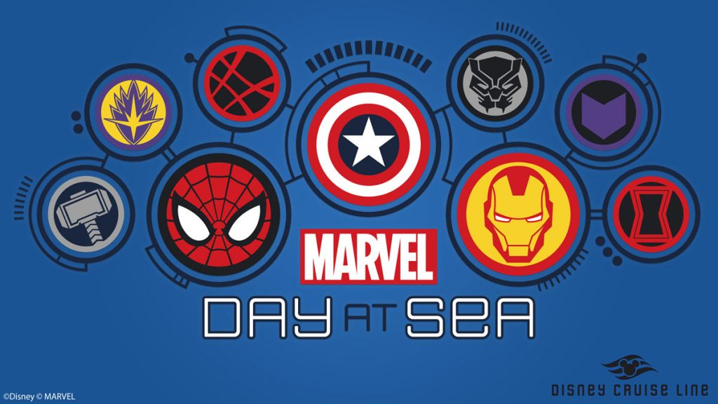 DPB Marvel Day At Sea Wallpaper