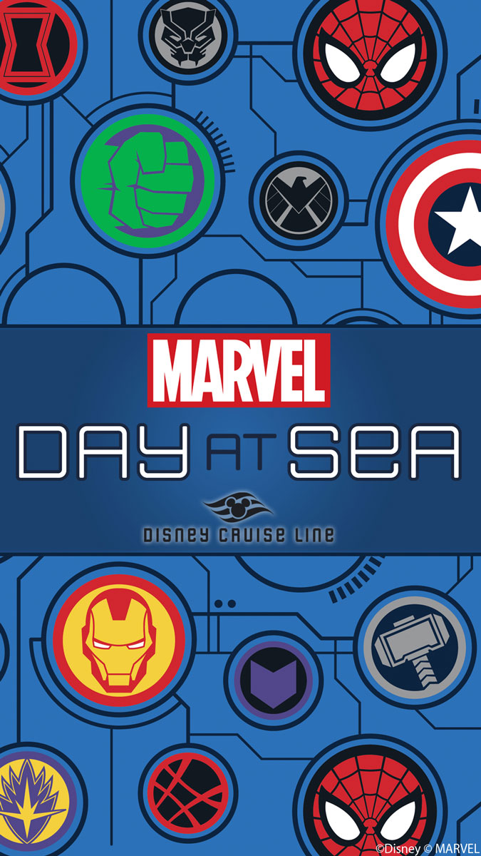 Disney Parks Blog Releases Desktop And Mobile Wallpapers For Halloween And Marvel Sailings The Disney Cruise Line Blog