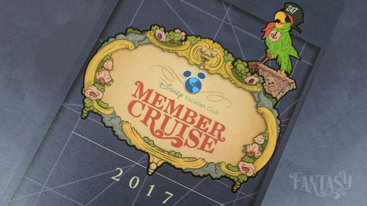 DVC Member Cruise 2017 Logo