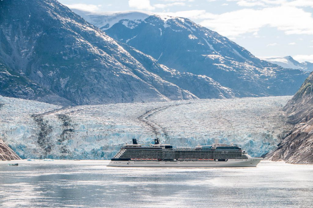 Endicott Arm Dawes Glacier Celebrity Solstice