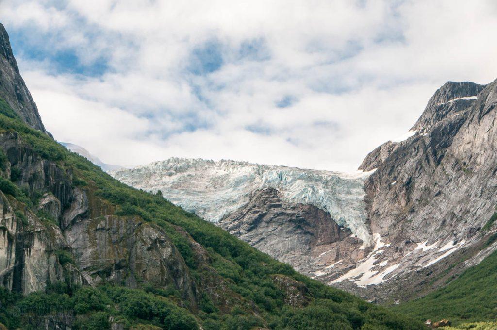 Endicott Arm Glacier