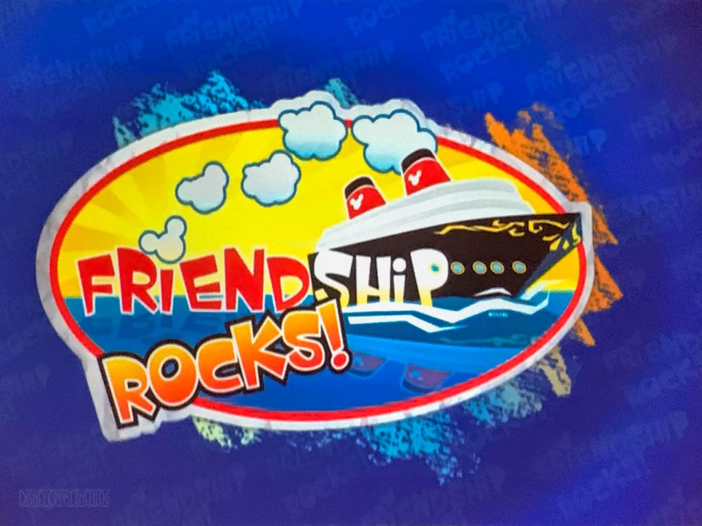 Friendship Rocks Logo