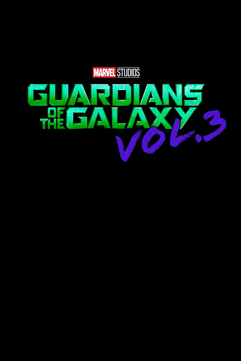 Guardians Of The Galaxy Vol 3 Teaser Poster