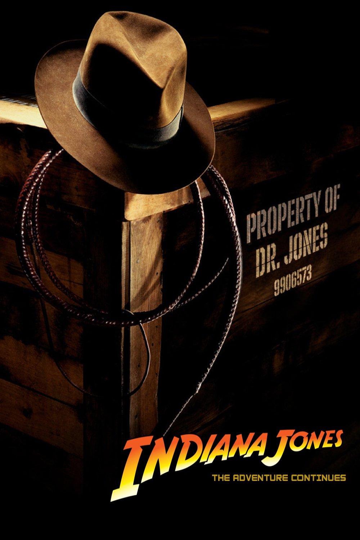 Indiana Jones 5 Teaser Movie Poster