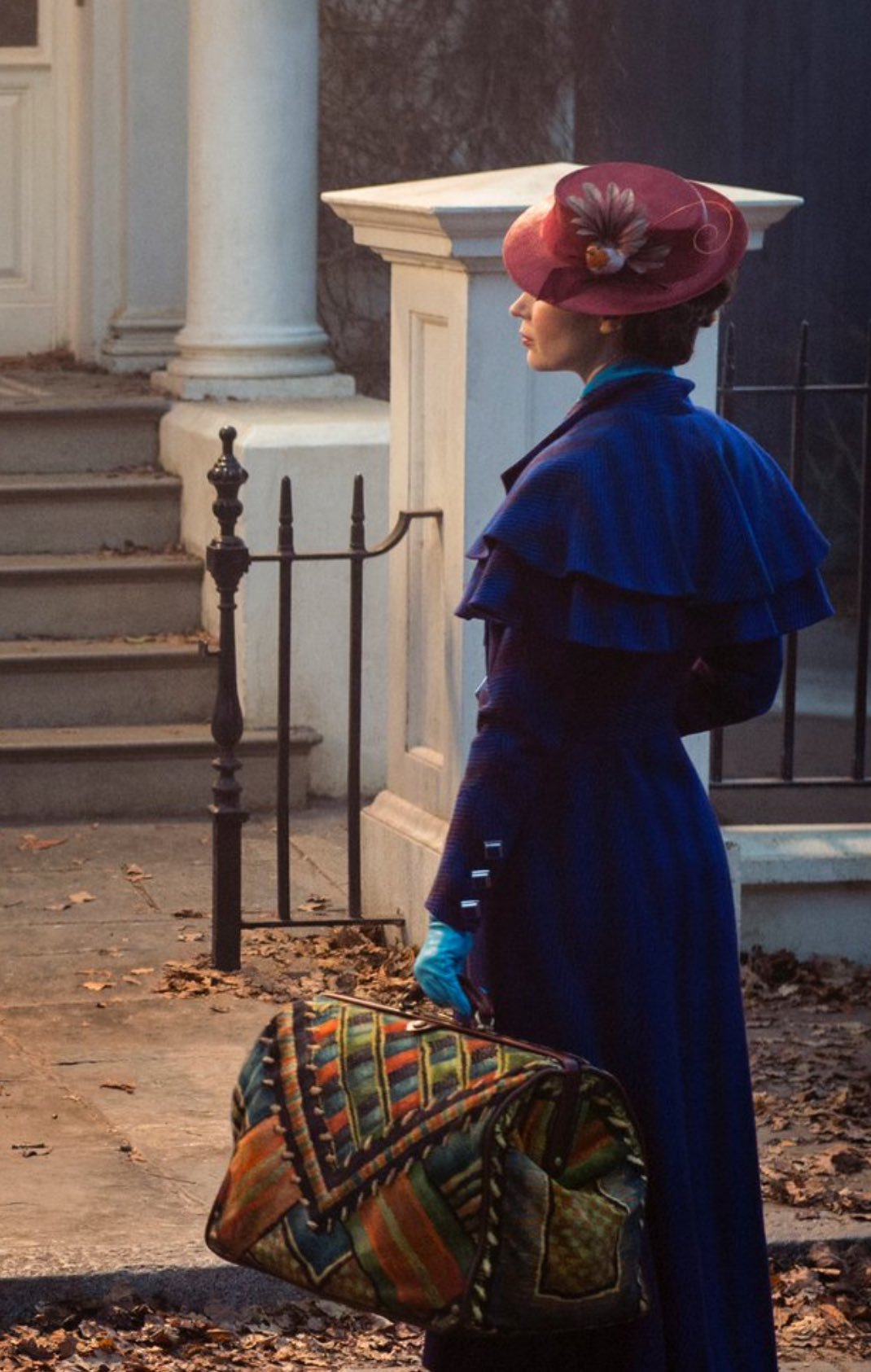 Mary Poppins Returns Emily Blunt Movie Poster
