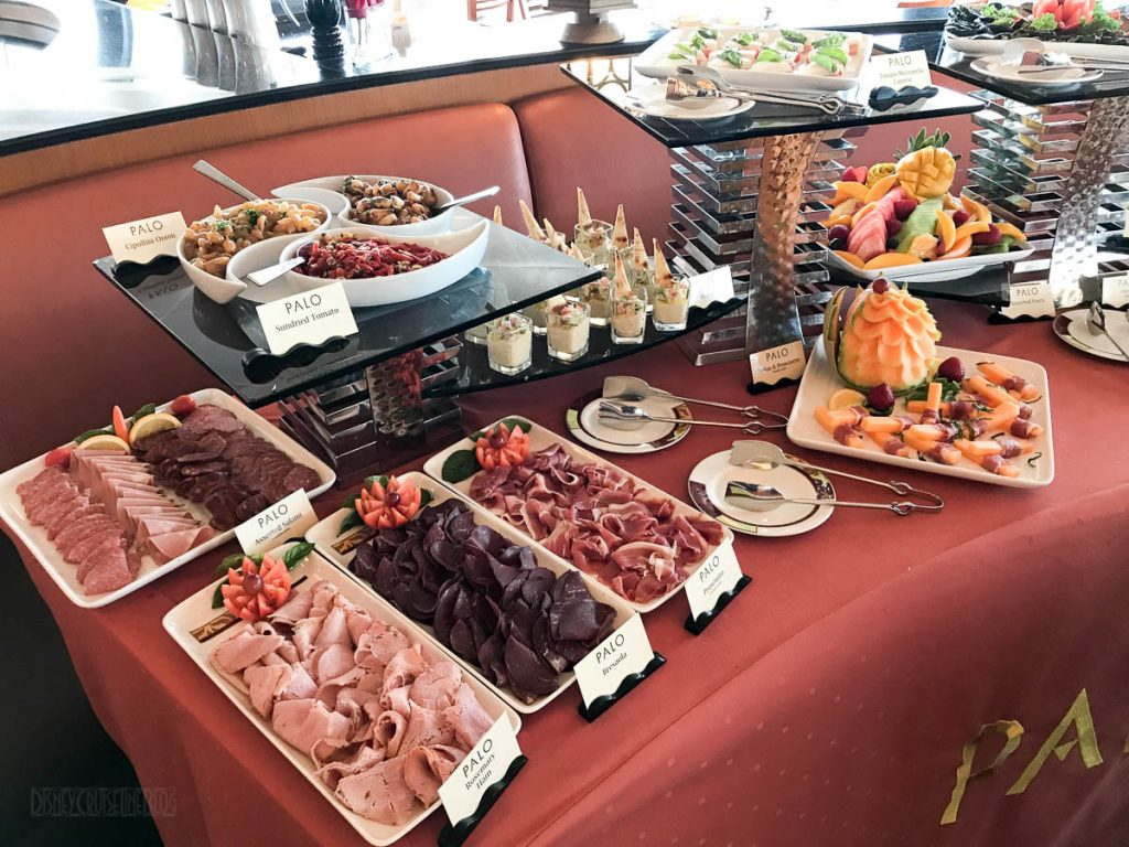 Palo Brunch Antipasto Buffet