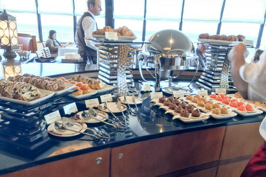 Palo Brunch Pastry Buffet