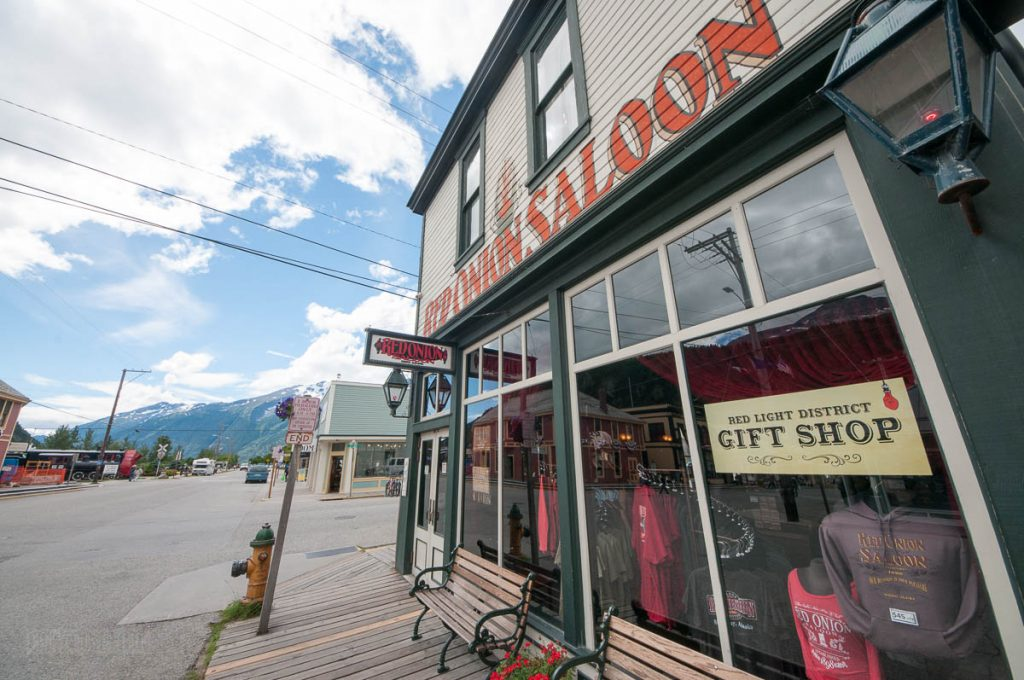 Red Onion Saloon Skagway