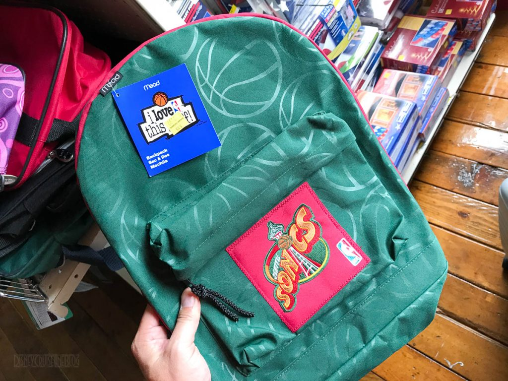 Skagway ACE Hardware Seattle Superonics Backpack
