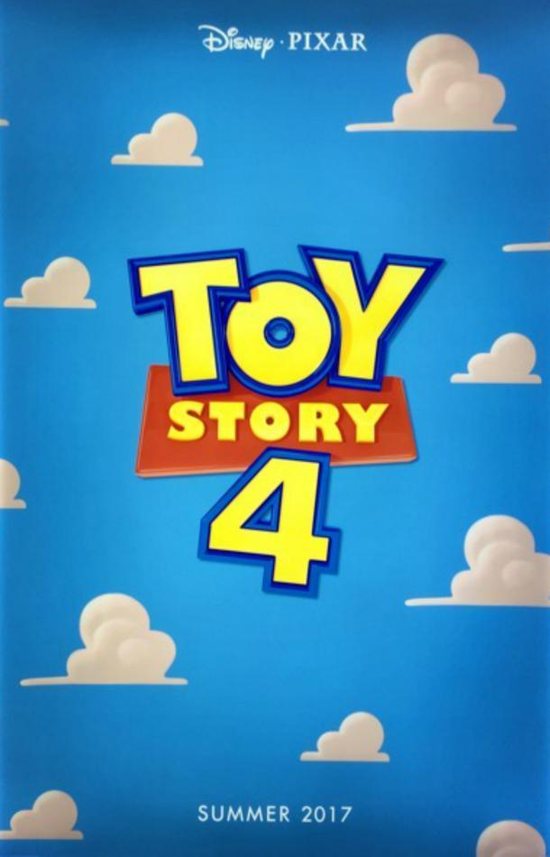Toy Story 4 Teaser Movie Poster