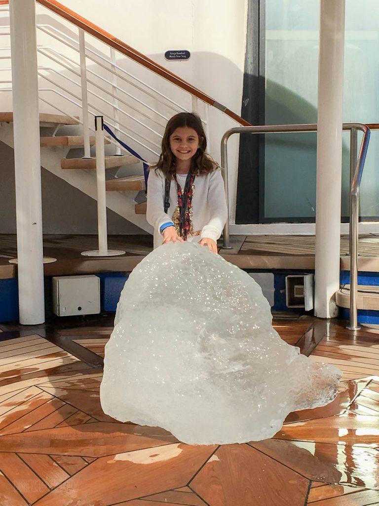Wonder Endicott Arm Glacial Ice Isabelle