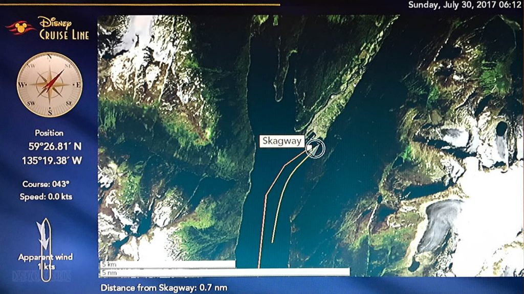 Wonder Stateroom Map Day 7 Skagway 20170730