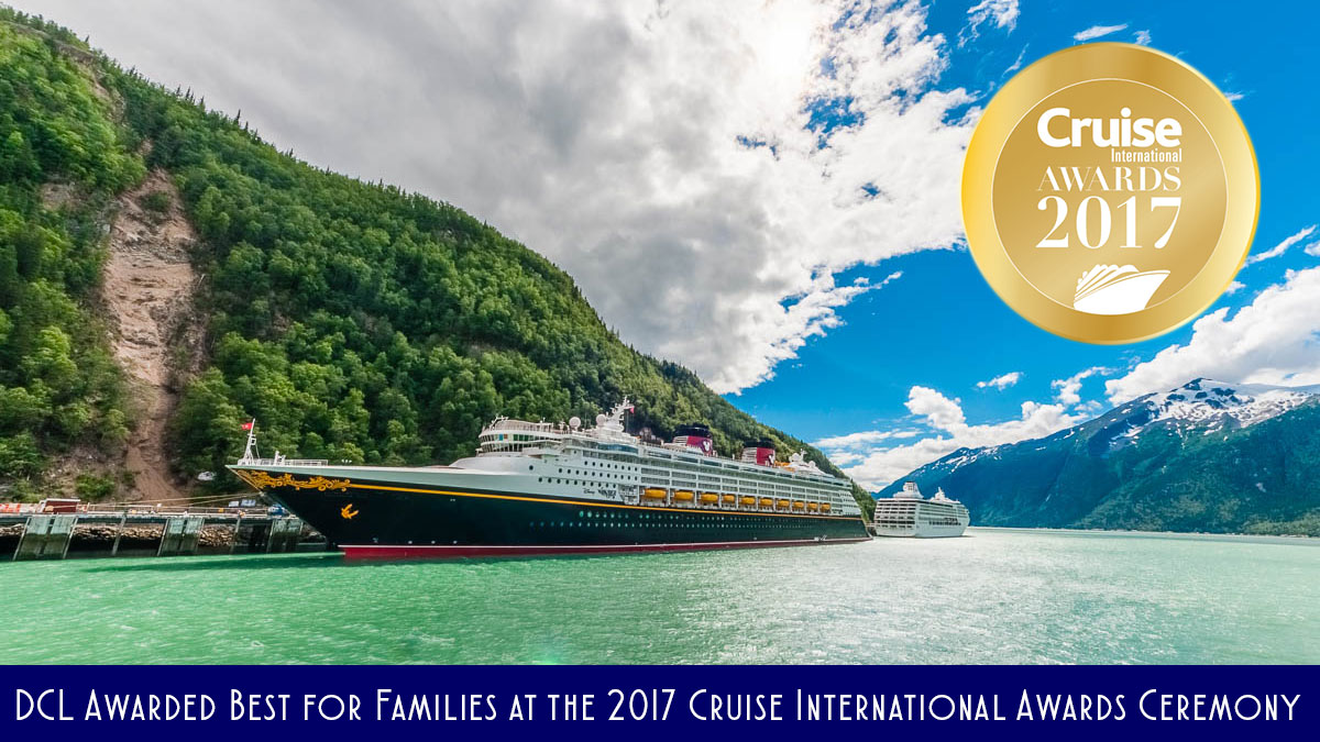 2017 Cruise International Awards