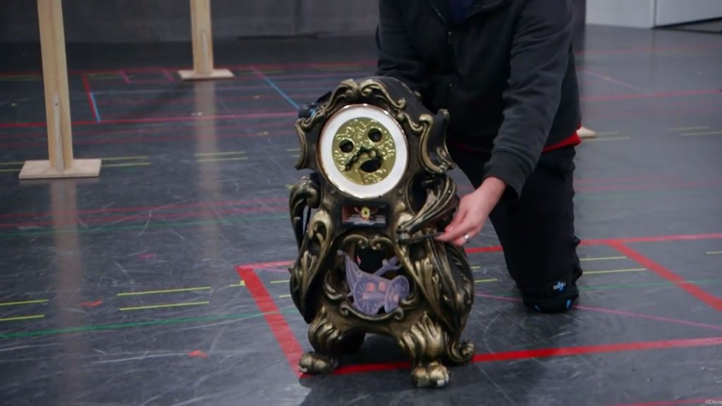 BatB Enchanted Objects Cogsworth