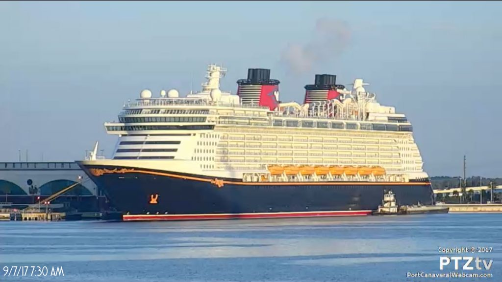 Disney Dream Refueling PC PTZtv 20170907