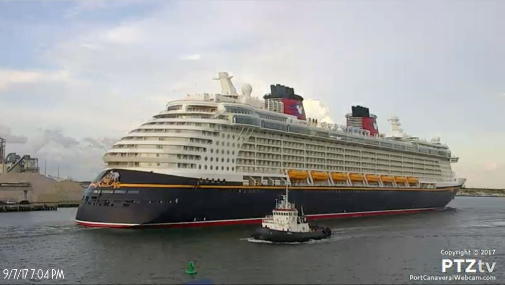 Disney Fantasy Departing PC PTZtv 20170907