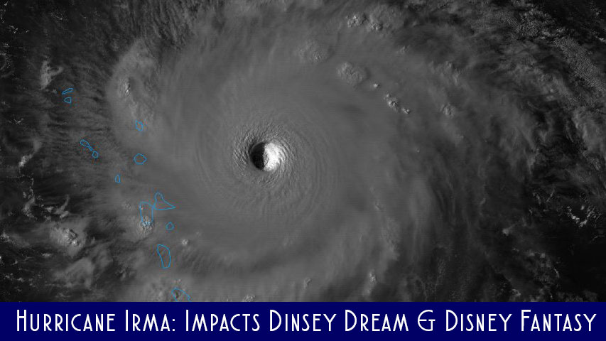 Hurricane Irma Dream Fantasy Impacts 2017