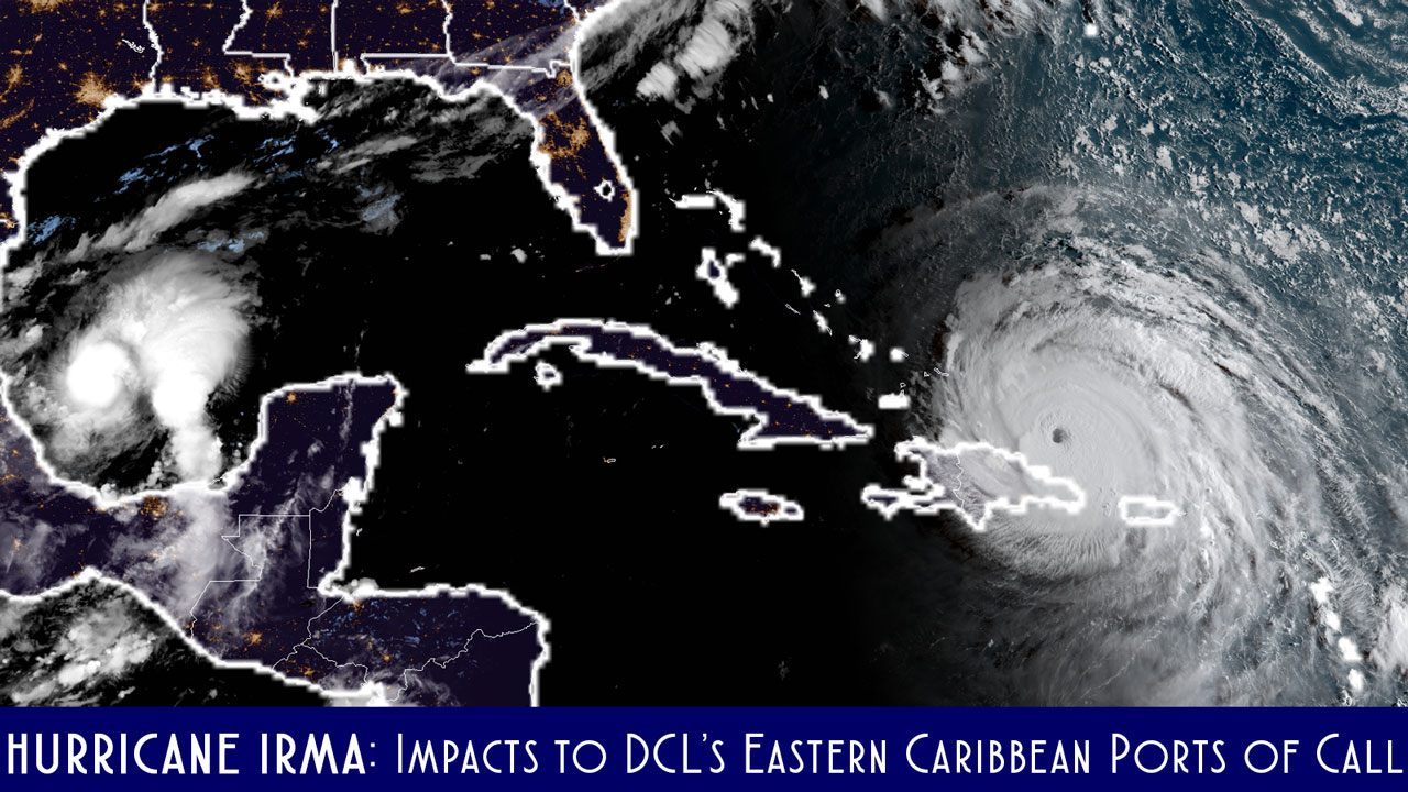 Hurricane Irma Eastern Caribbean Impacts