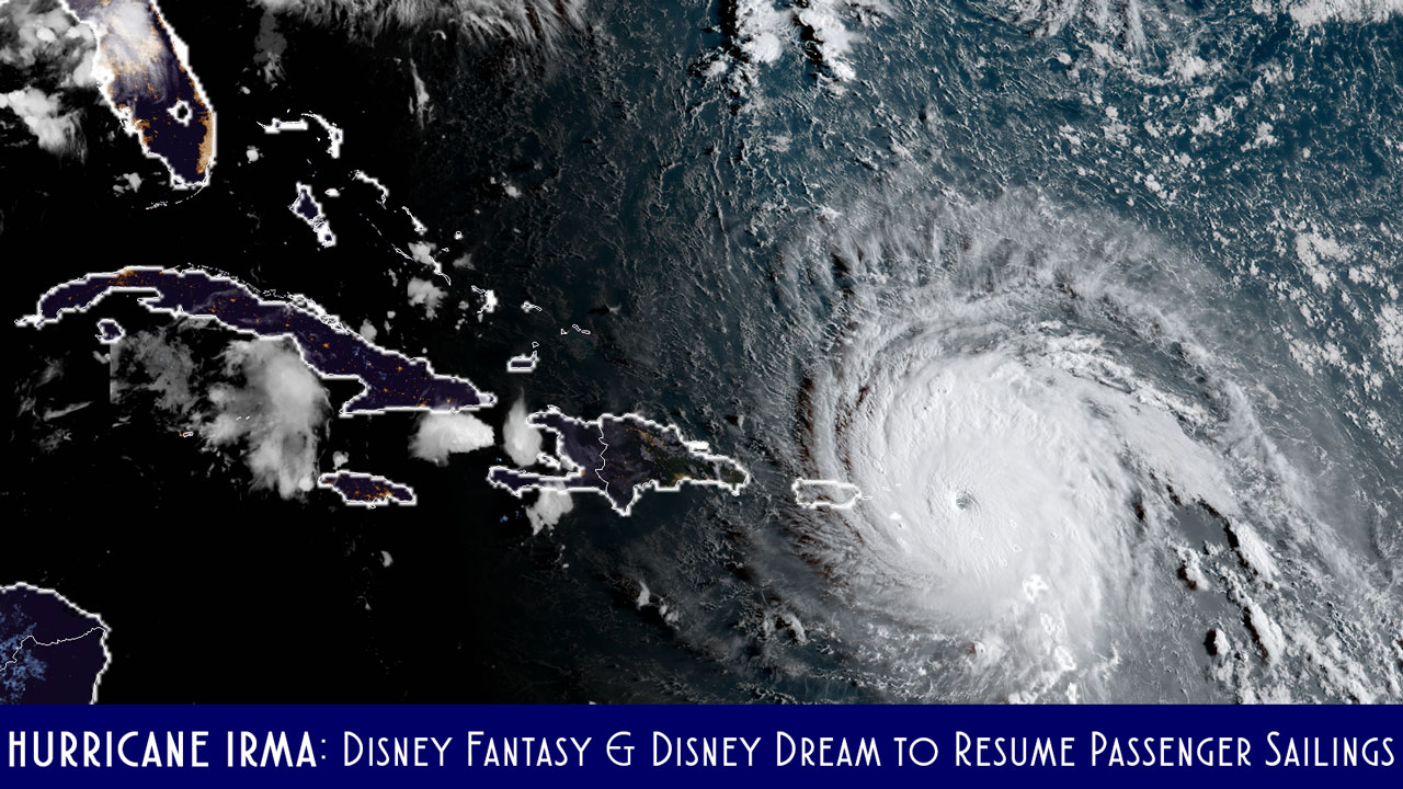 Irma Dream Fantasy Resume Sailings