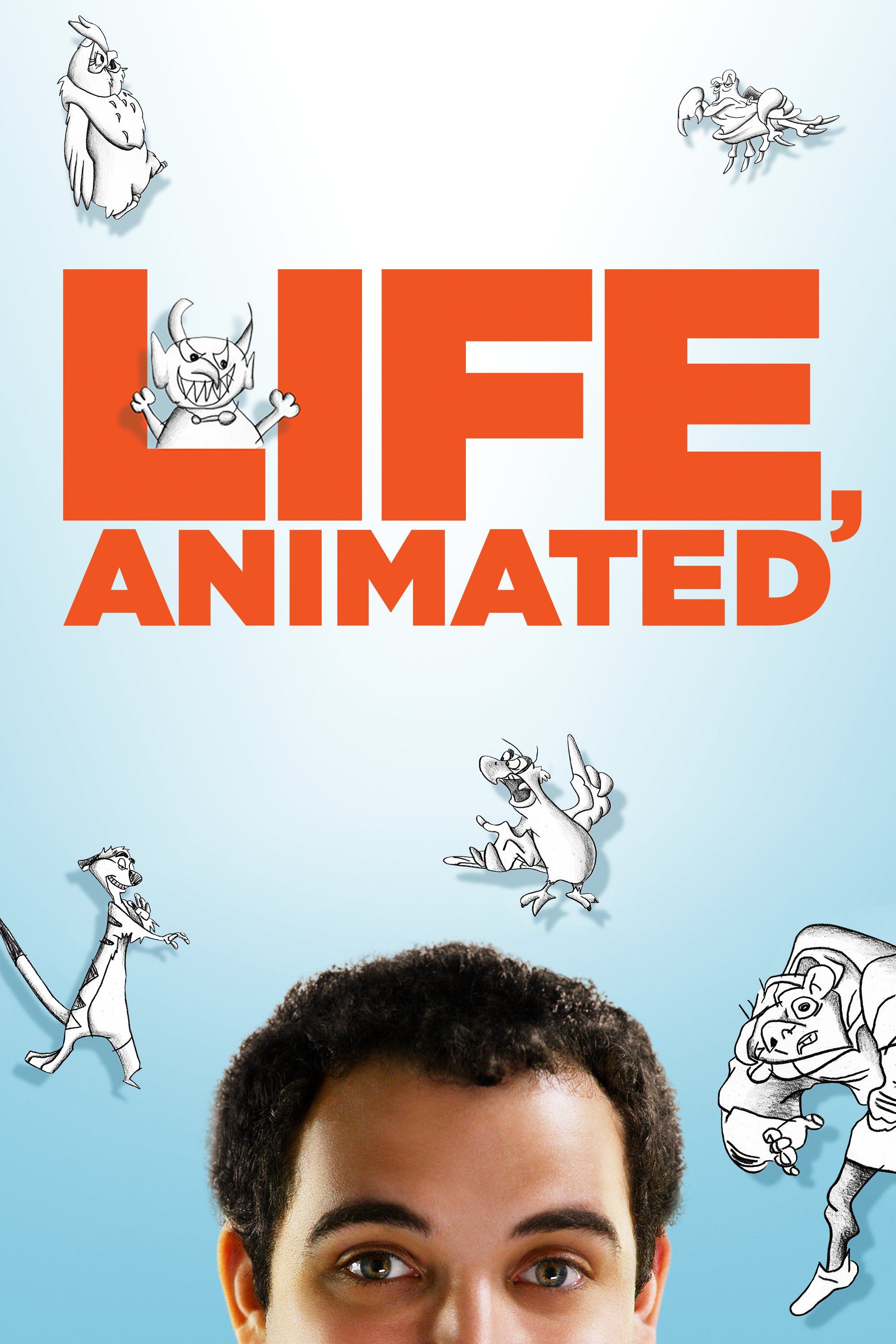 Life Animated Movie Poster