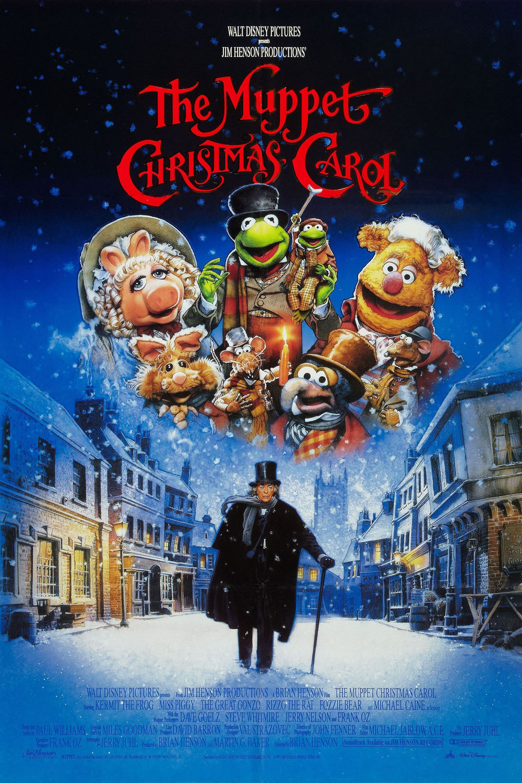 Muppet Christmas Carol Movie Poster