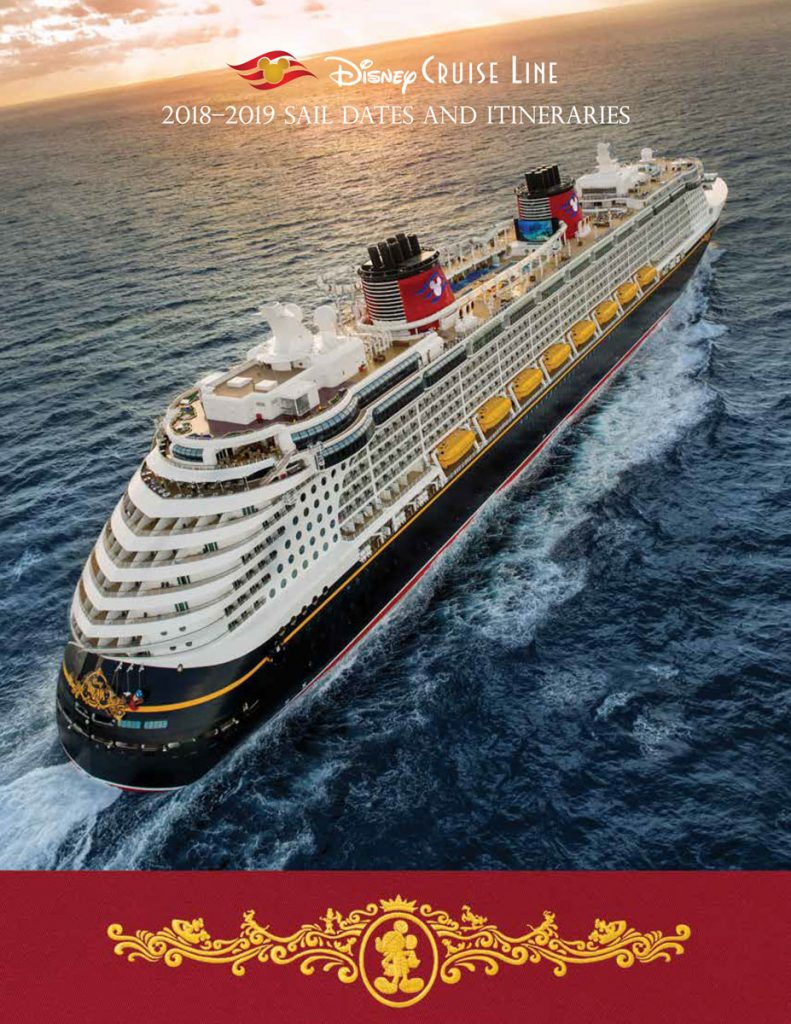DCL Itinerary Brochure October 2018 2019 Winter Dates Cover