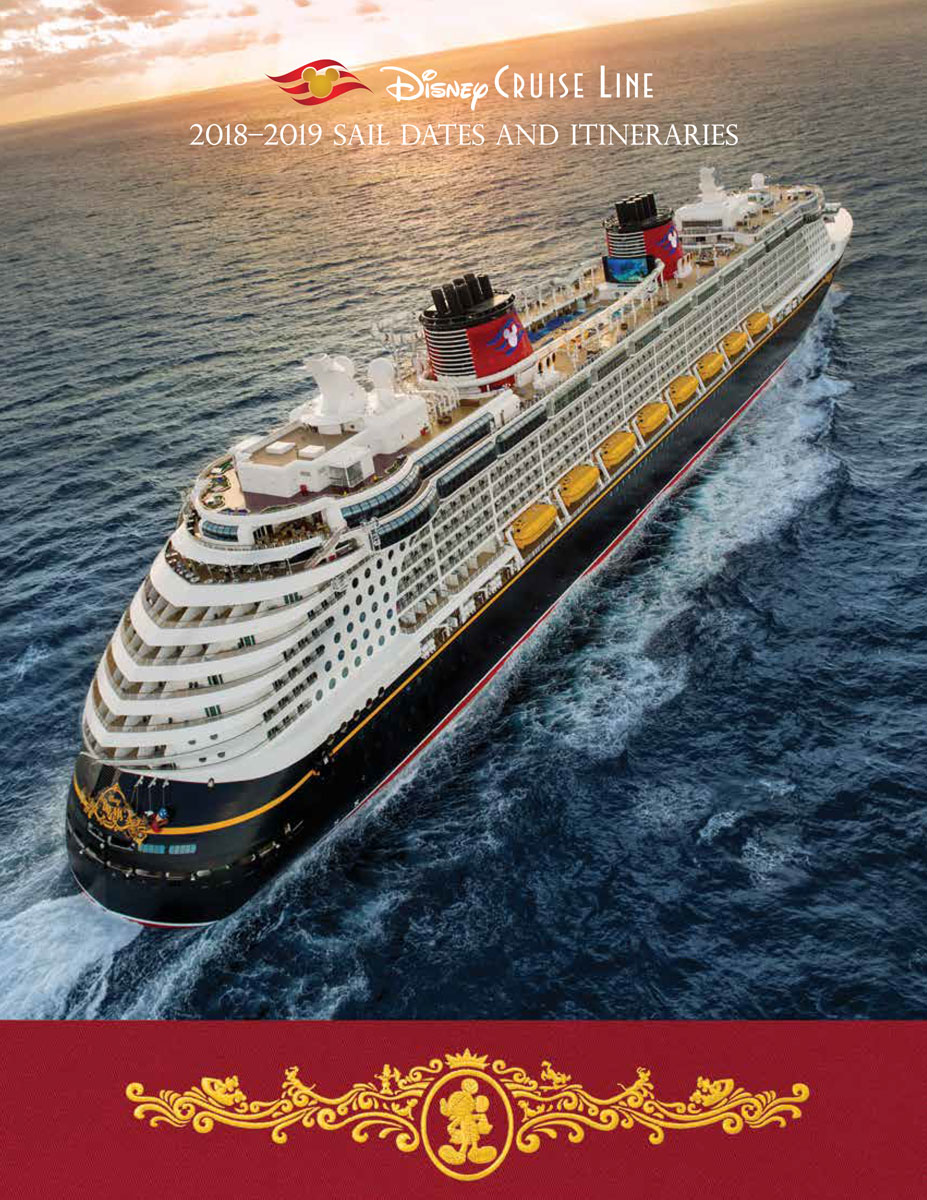 disney cruise 2018 schedule - HD 927×1200