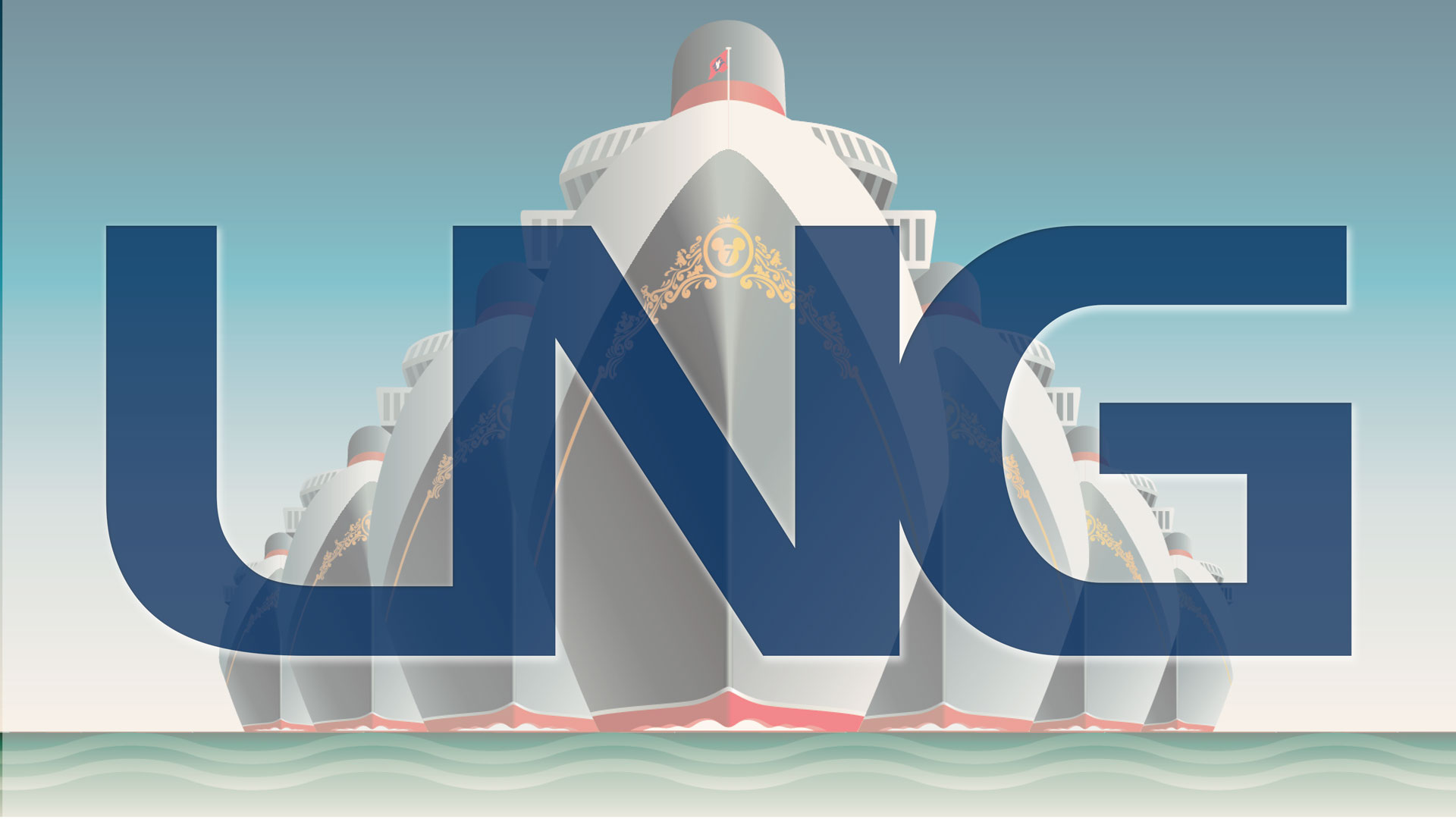 DCL LNG Fueled Ships