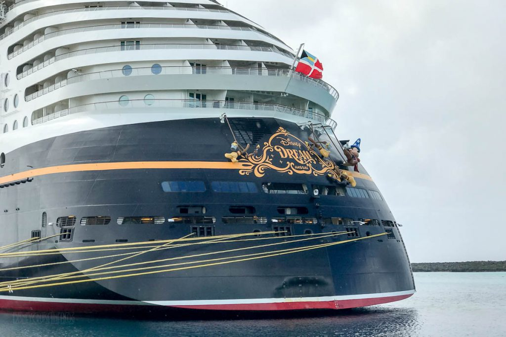 Dented Disney Dream