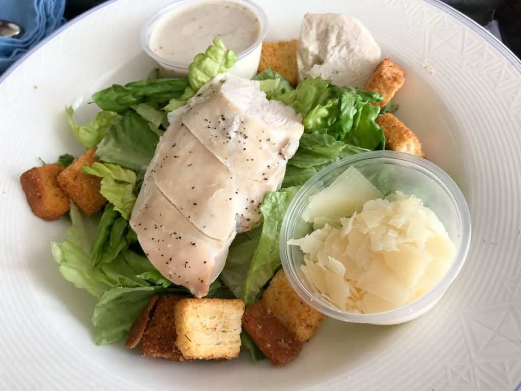 Dream Room Service Caesar Salad