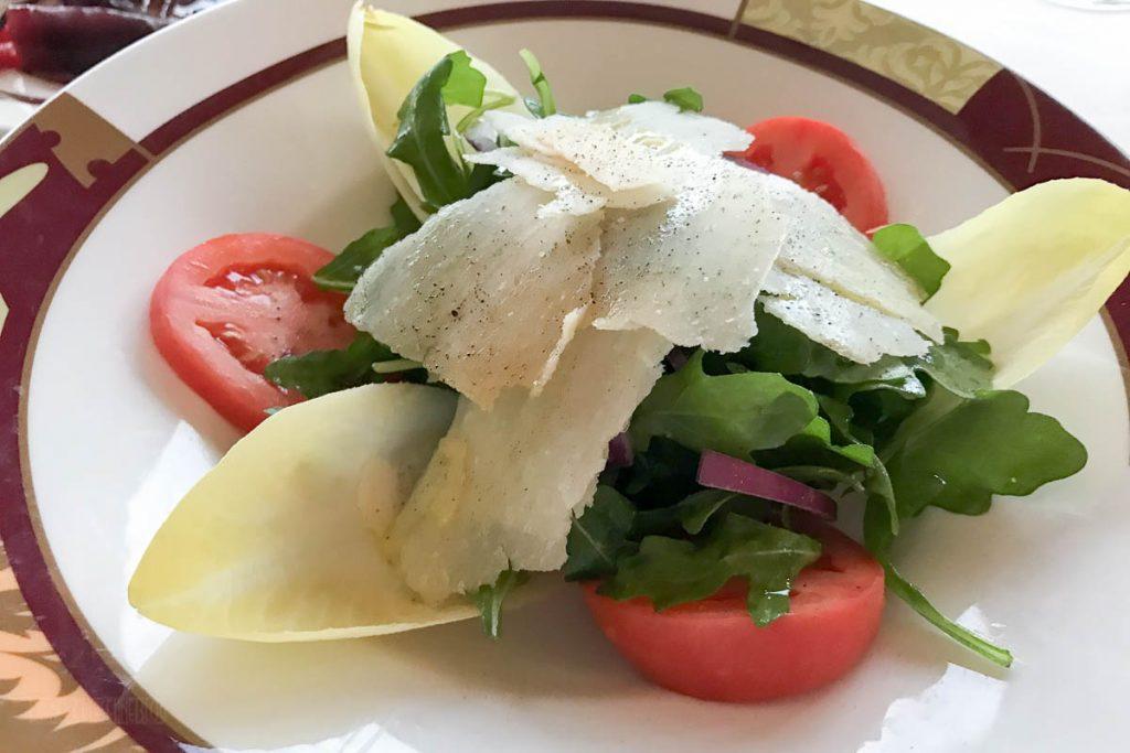 Palo Argula Salad