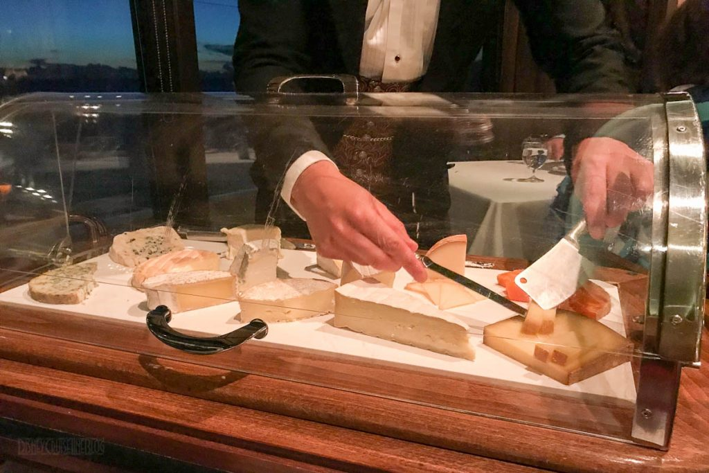 Remy Cheese Tableside Cart Service