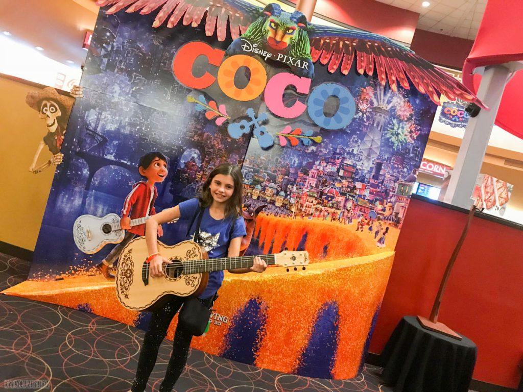COCO Guitar Prop AMC Isabelle