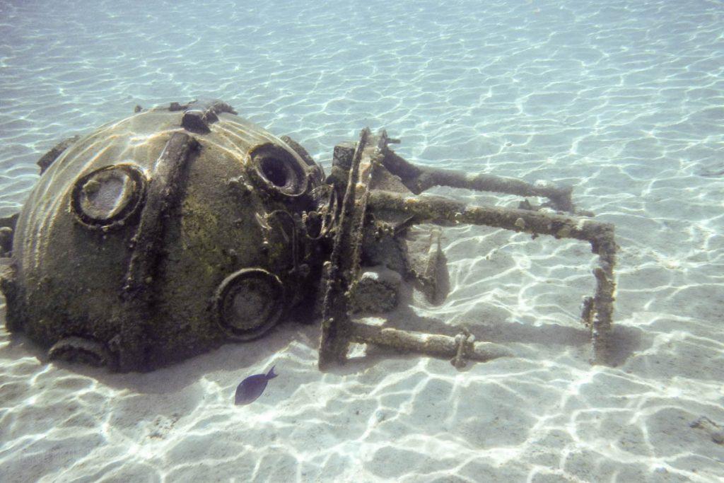 Castaway Snorkeling Lagoon Treasures Dive Bell