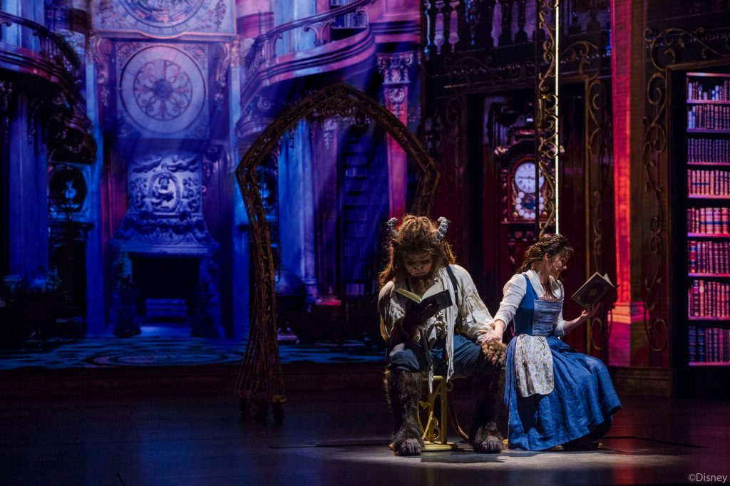 DCL Beauty And The Beast Something There
