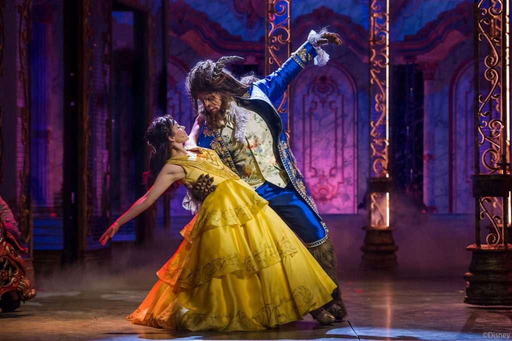 DCL Beauty And The Beast Waltz
