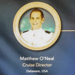 DCL Cruise Director Matthew ONeal