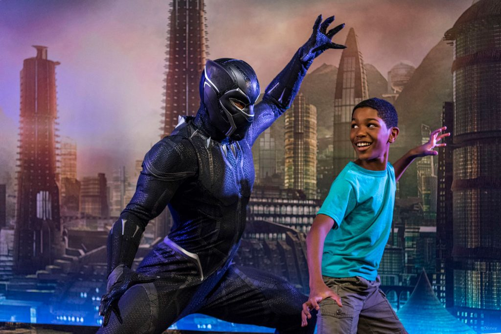 DCL MDAS Black Panther