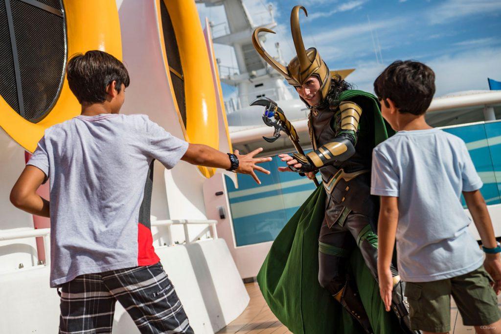 DCL MDAS Loki