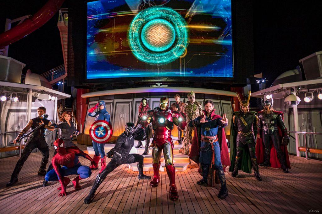 DCL MDAS Marvel Heroes Unite 2
