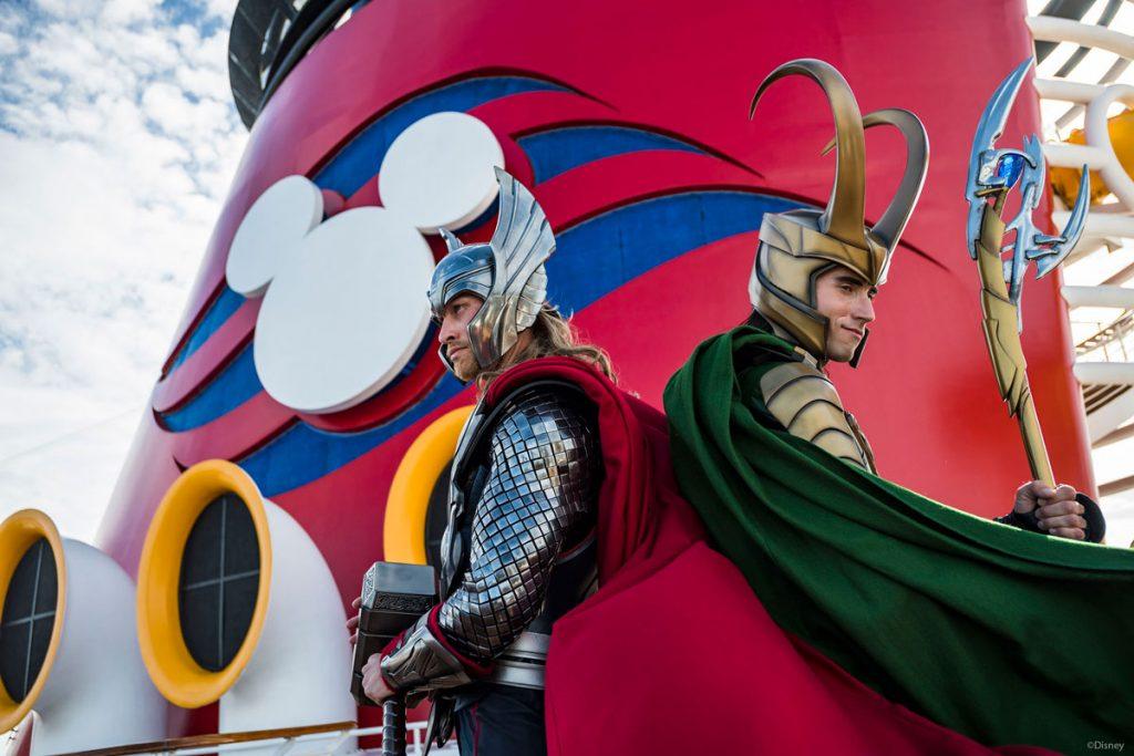 DCL MDAS Thor Loki