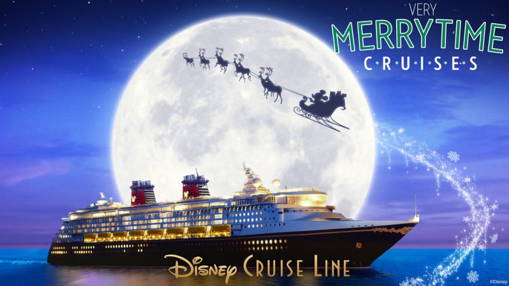 DCL Very Merrytime Cruises Wallpaper
