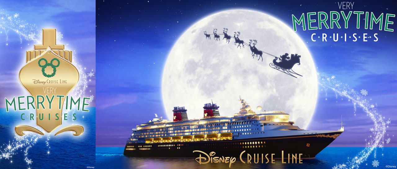 Disney Parks Blog Releases Desktop And Mobile Wallpapers For Very MerryTime Sailings